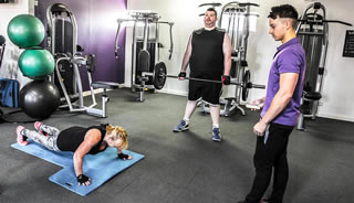 Training Classes at Switch Gym