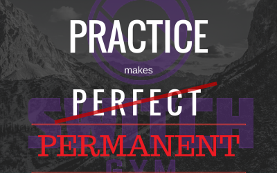 Make habits permanent.