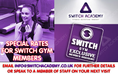 Exclusive : Gym Member Academy Offer!
