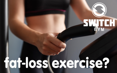 Fat-loss exercise?